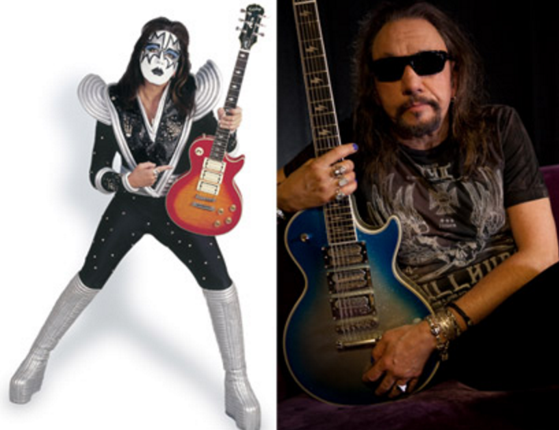 Ace Frehley - 27 abril