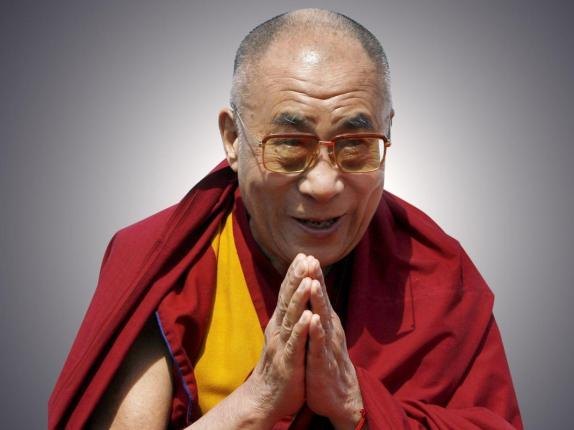 Dalai-Lama - 26 de abril