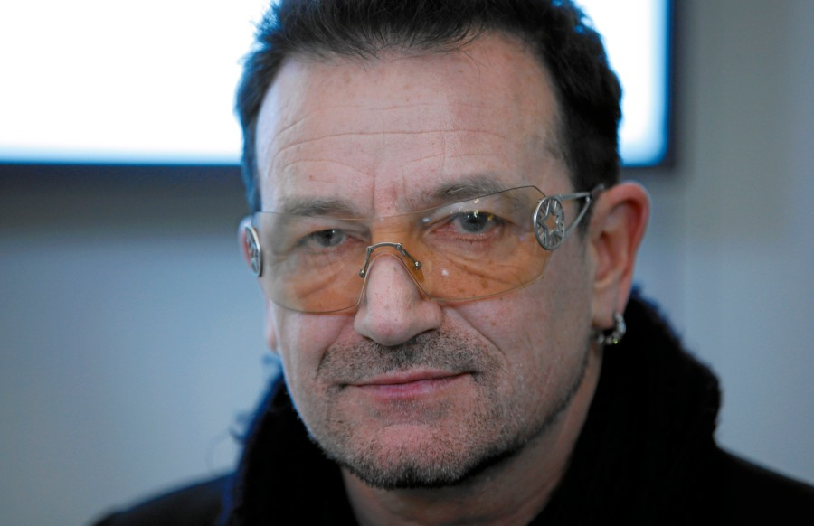 Facebook Interview: Bono