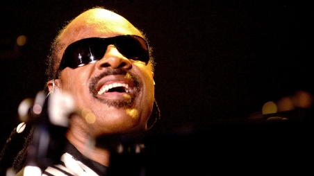 13 de Maio - Stevie Wonder
