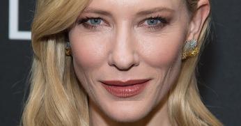 14 de maio - Cate Blanchett, atriz