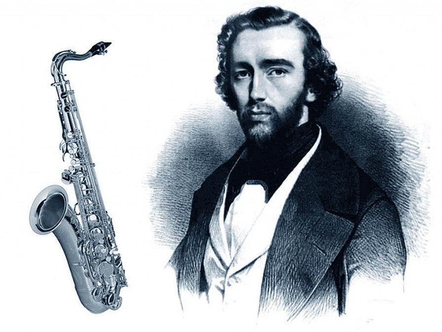17 de maio - Adolphe Sax patenteia o saxofone
