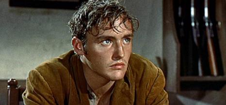 17 de maio - Dennis Hopper, ator, jovem