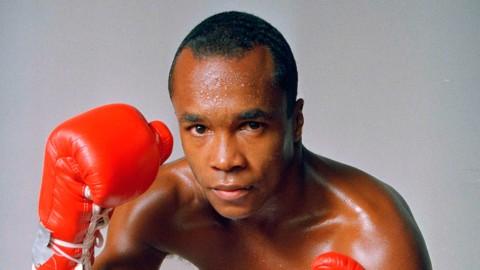17 de maio - Sugar Ray Leonard, ex-pugilista norte-americano