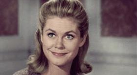18 de maio - Elizabeth Montgomery, atriz estadunidense