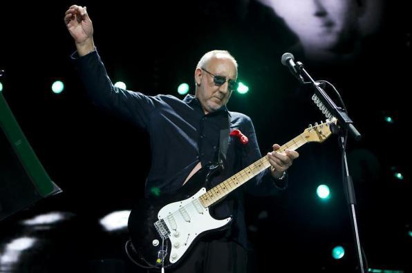 19 de maio - Pete Townshend, músico britânico (The Who)