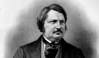 20 de maio - Honoré de Balzac, escritor francês