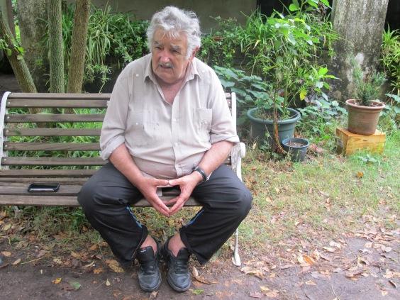 20 de maio - José Mujica, político, uruguaio