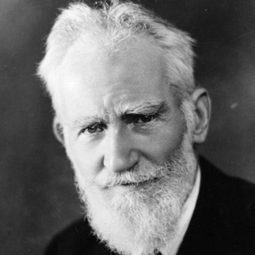 22 de maio - Bernard Shaw, jornalista estadunidense.