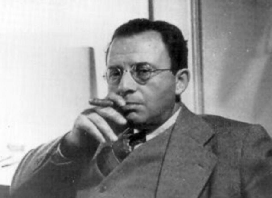 22 de maio - Friedrich Pollock, sociólogo, economista e filósofo alemão