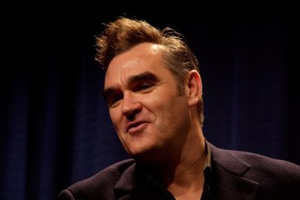 22 de maio - Morrissey, compositor britânico, vocalista e líder da banda The Smiths