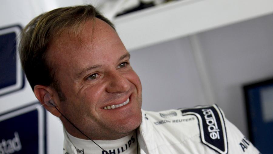 23 de maio - Rubens Barrichello, ex-piloto brasileiro de Fórmula 1