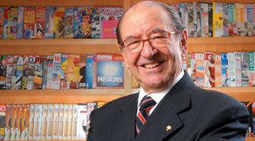 26 de maio - Roberto Civita, empresário brasileiro