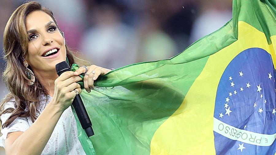 27 de maio - Ivete Sangalo, cantora