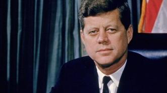 29 de maio - John Fitzgerald Kennedy, presidente dos EUA