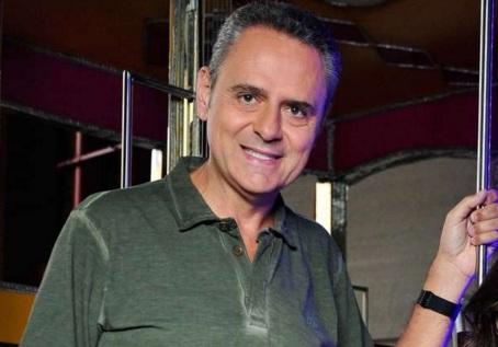 29 de maio - Luís Roberto, apresentador e locutor esportivo brasileiro