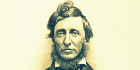 6 de maio - Henry David Thoreau