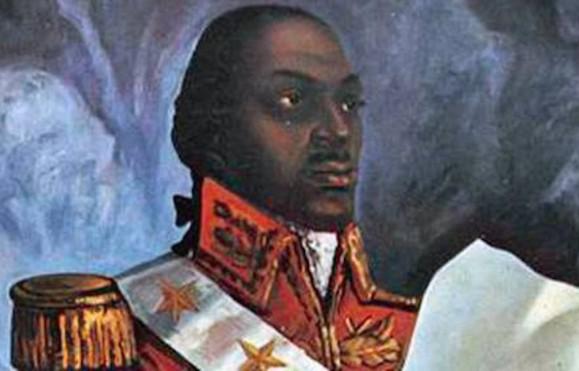 6 de maio - Toussaint Louverture