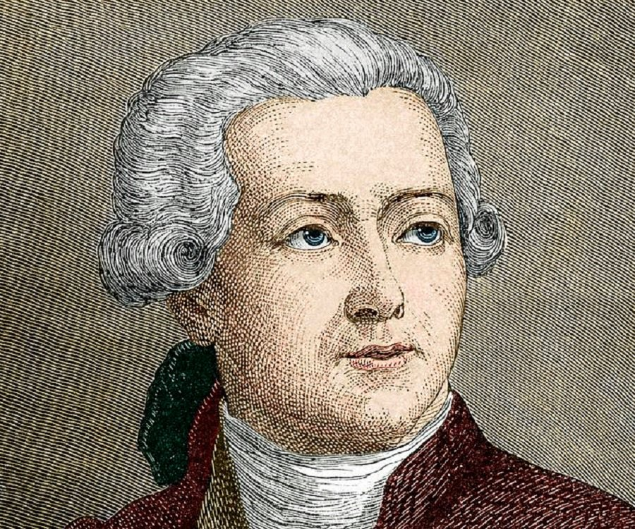 8 de maio - Antoine Lavoisier