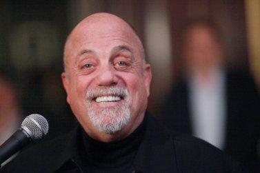 9 de maio - Billy Joel