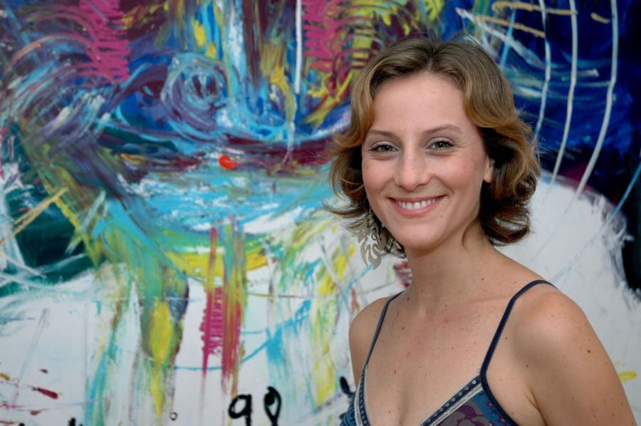 12 de junho - Paula Picarelli, atriz e apresentadora brasileira