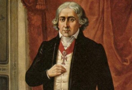 13 de junho - José Bonifácio de Andrada e Silva, estadista brasileiro