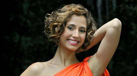14 de junho - Camila Pitanga - atriz brasileira