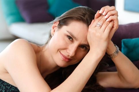 14 de junho - Lavínia Vlasak, atriz e modelo brasileira