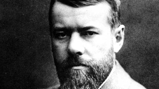 14 de junho - Max Weber, sociólogo alemão