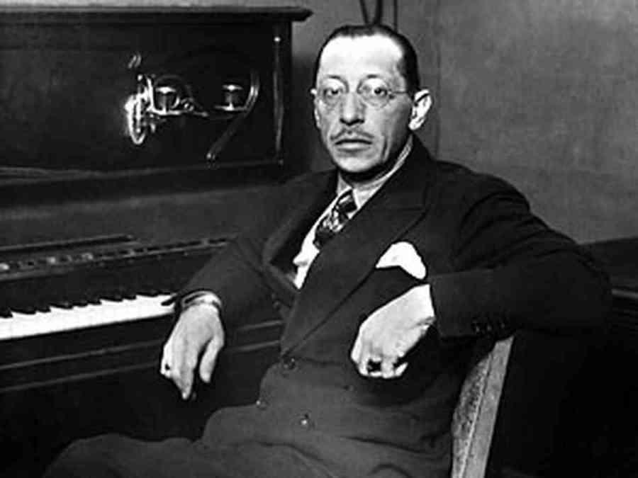 17 de junho - Igor Stravinski, compositor russo