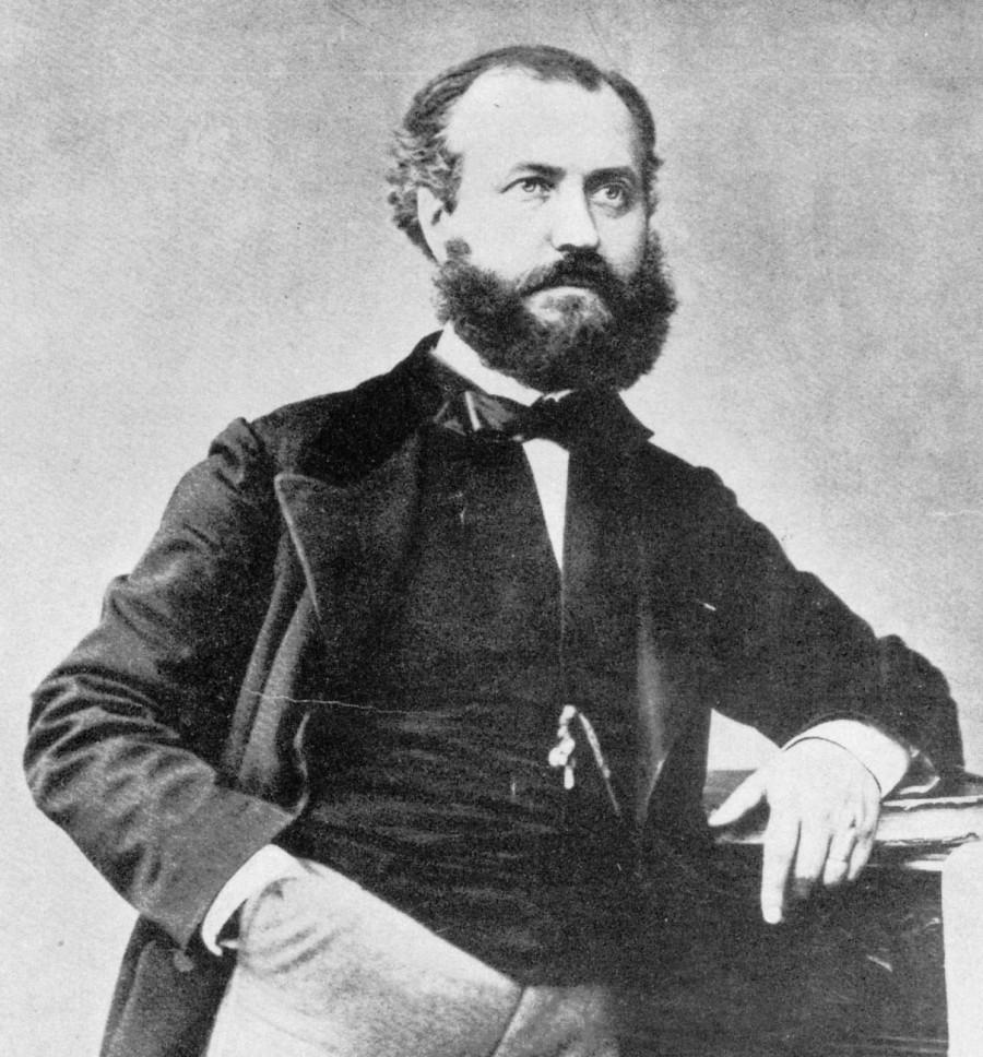 18 de junho - Charles Gounod, compositor francês