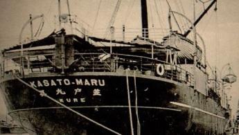 18 de junho - em 1908, aporta em Santos o navio Kasato-Maru, trazendo os primeiros imigrantes japoneses ao Brasil