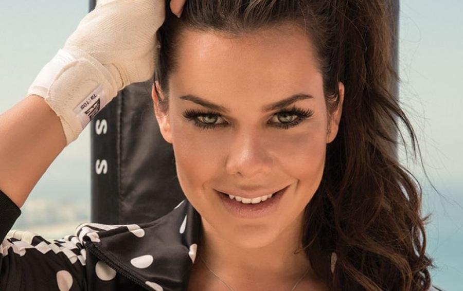18 de junho - Fernanda Souza, atriz brasileira