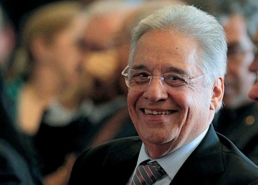18 de junho - Fernando Henrique Cardoso, sociólogo, político e ex-presidente do Brasil