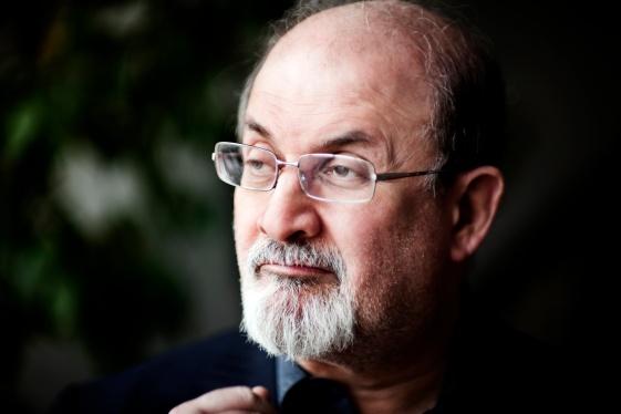 19 de junho - Salman Rushdie, escritor britânico