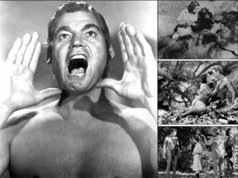 2 de junho - Johnny Weissmuller, ator e nadador estadunidense, o mais famoso Tarzan do cinema