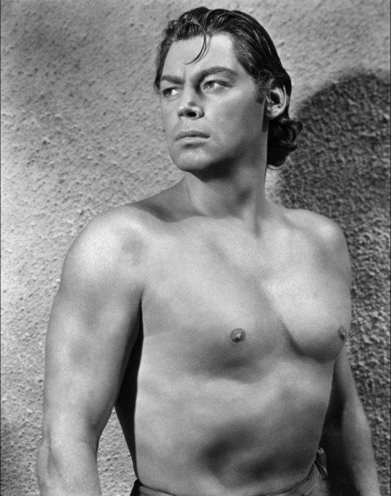 2 de junho - Johnny Weissmuller, ator e nadador estadunidense - o mais famoso Tarzan do cinema