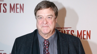 PARIS, FRANCE - FEBRUARY 12: Actor John Goodman attends the 'Monuments Men' : Premiere at Cinema UGC Normandie on February 12, 2014 in Paris, France. (Photo by Bertrand Rindoff Petroff/Getty Images)