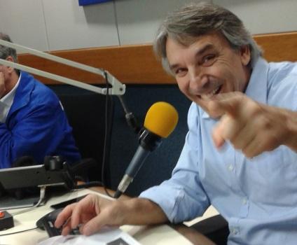 20 de junho - Oscar Ulisses, jornalista e locutor esportivo