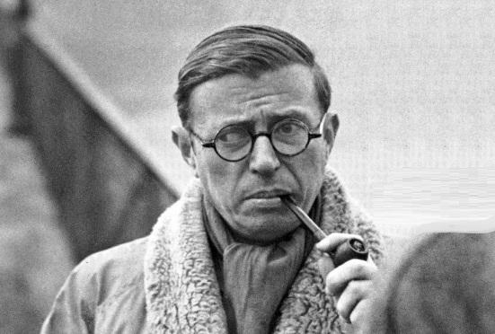 21 de junho - Jean-Paul Sartre, filósofo francê