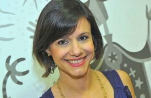 21 de junho - Lorena Calábria, jornalista e apresentadora