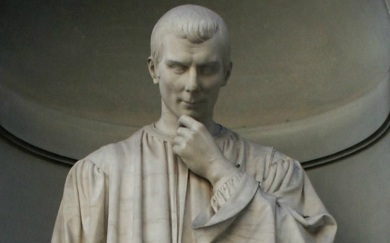 21 de junho - Nicolau Maquiavel, historiador e cientista