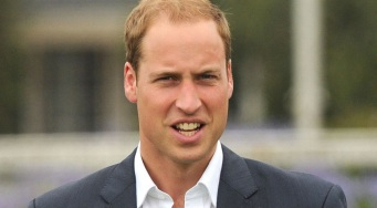 21 de junho - Príncipe William de Gales, herdeiro da Coroa