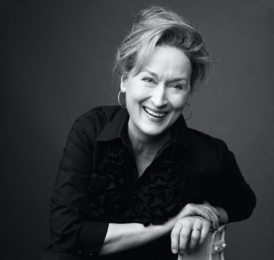 22 de junho - Meryl Streep, atriz estadunidense