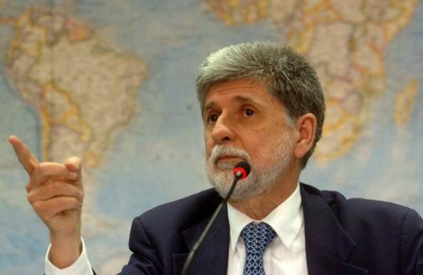 3 de junho - Celso Amorim, político brasileiro