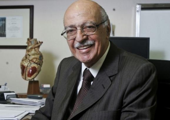 4 de junho - Adib Jatene, médico (cirurgião torácico), professor universitário, político e cientista brasileiro