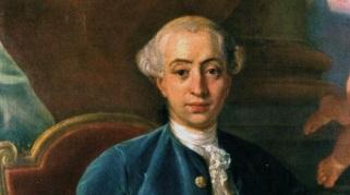 4 de junho - Giacomo Casanova, escritor e aventureiro italiano