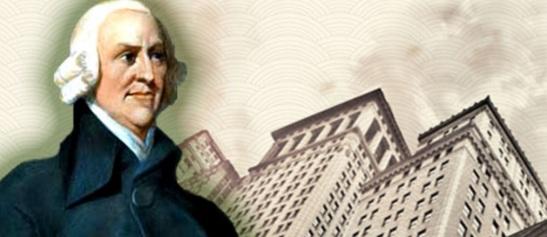 5 de junho - Adam Smith, economista e filósofo britânico