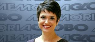 5 de junho - Sandra Annenberg, jornalista brasileira