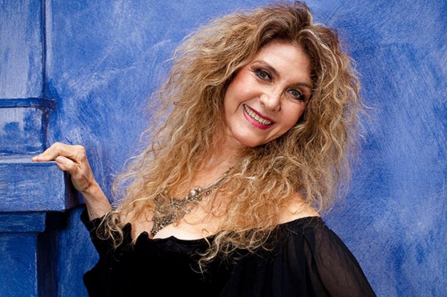 5 de junho - Wanderléa, cantora brasileira